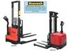 ELECTRIC STRADDLE STACKER