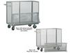 "OPEN 3-SIDED BULK TRUCK - OPTIONAL REMOVABLE ""DROP-GATE"" PANEL"