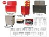 MODULAR MOBILE CABINET WORKCENTERS
